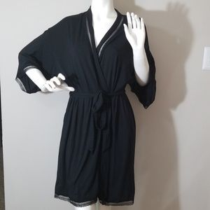 *VS* NWT Supersoft Modal Robe